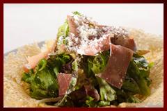 パルミジャーノのサラダ