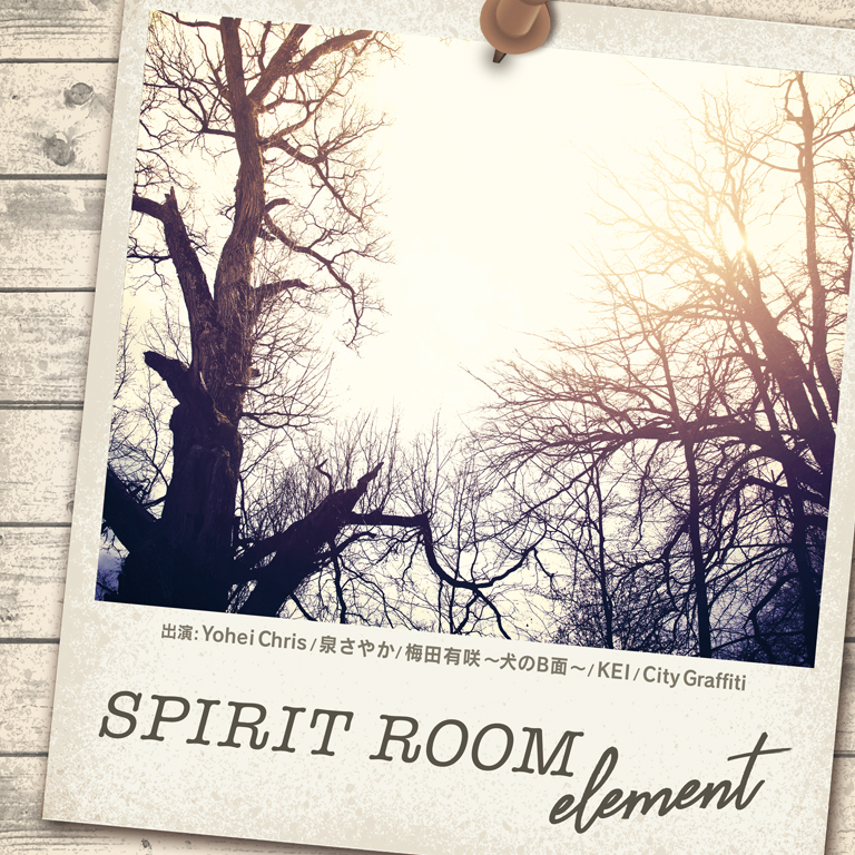 SPIRIT ROOM element